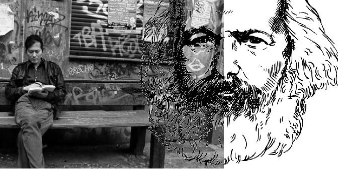 o filosofo novo e o velho barbudo