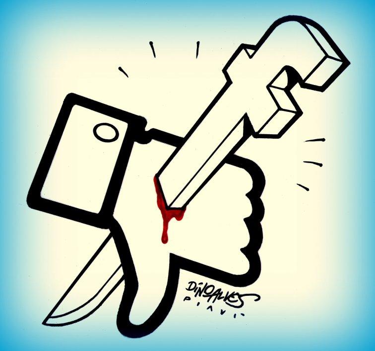 facebook dino