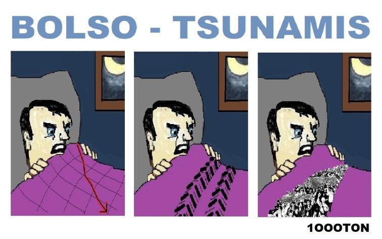 Bolso Tsunamis