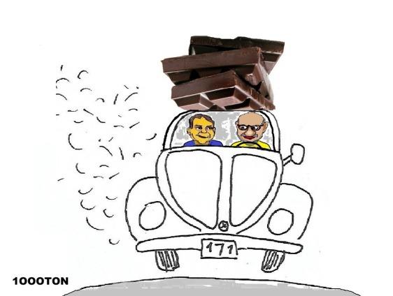 Chocolate miliciano